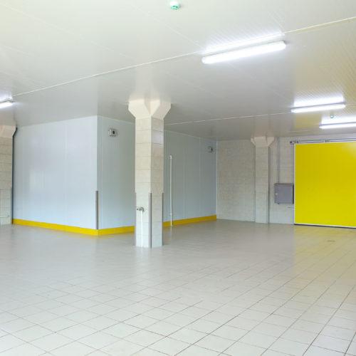 חדרי קירור והקפאה בהתאמה אישית